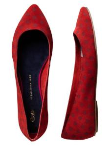 gap red dot flat