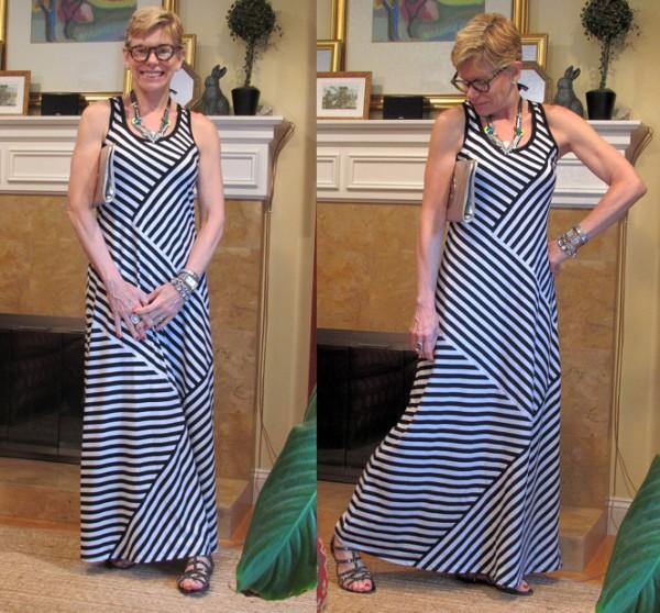 jeanne maxi dress
