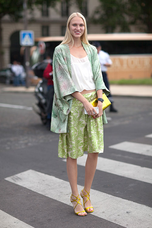 Fashion Forward Street Style We'll Be Wearing in Six ...