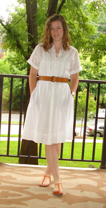 Kate white dresses