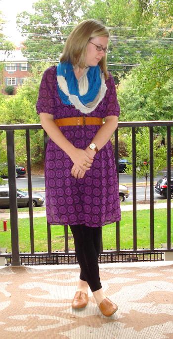 Kate peasant dress